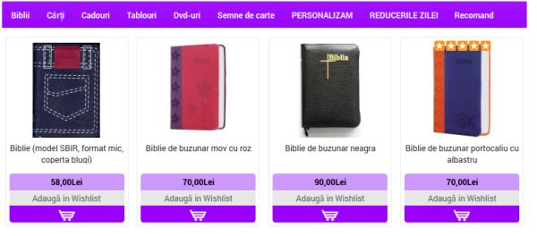25. BIBLII DE BUZUNAR