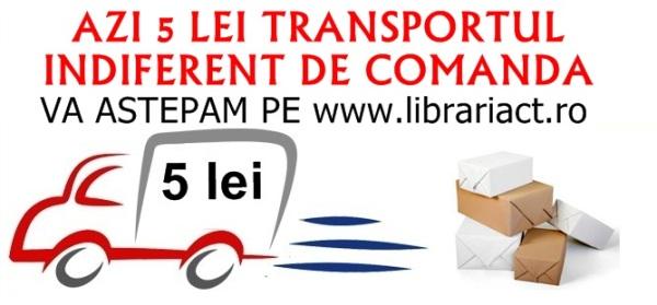 TRANSPORT 5 LEI AZI