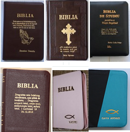 31. BIBLII PERSONALIZATE